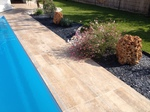 terrasse piscine margelle